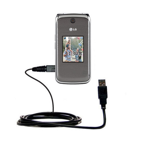 USB Cable compatible with the LG Wine II