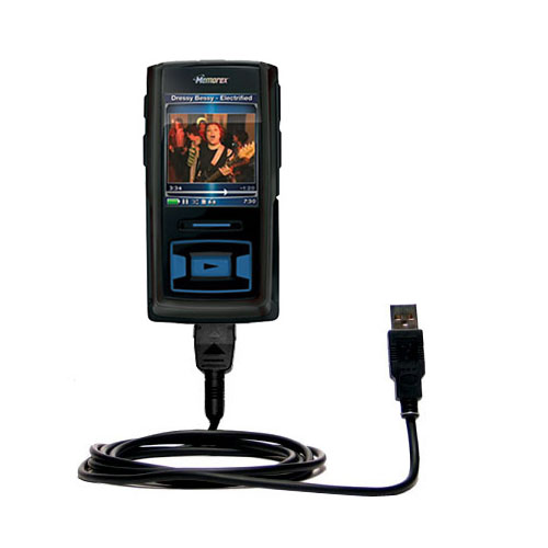 USB Cable compatible with the Memorex MMP8620 MMP8640