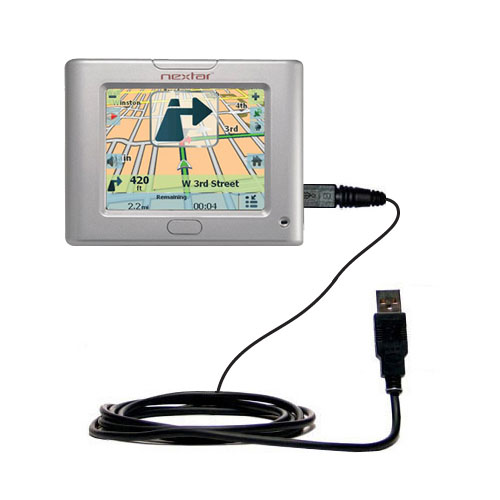 USB Cable compatible with the Nextar S3