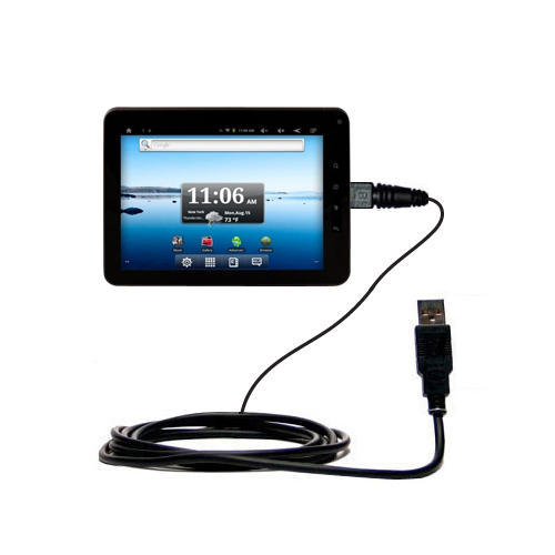 USB Cable compatible with the Nextbook Premium8 Tablet