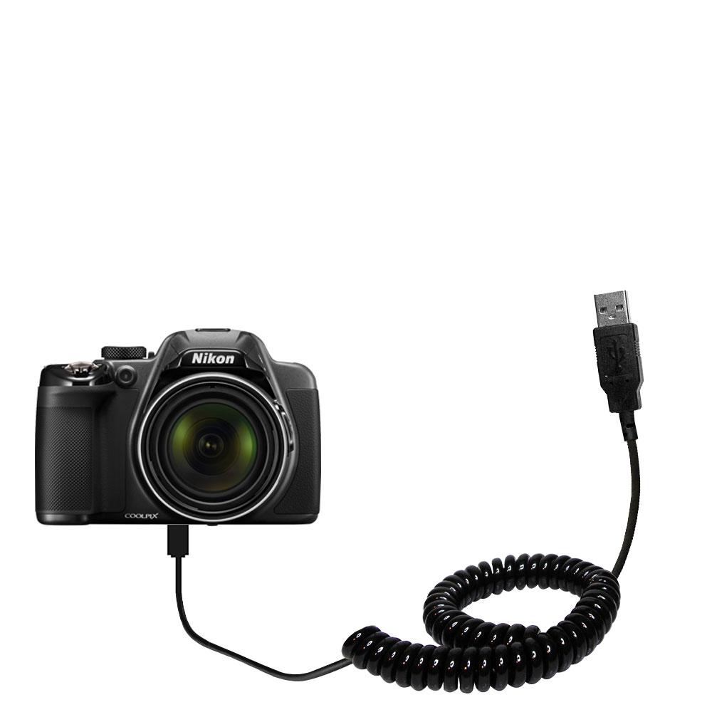 S10 P90 Durpower Mini USB Cable Sync Data cord for Nikon CoolPix P5000 P80 P5100 S1000pj P60 P6000