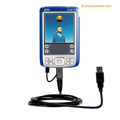 USB Cable compatible with the Palm palm Zire 72s