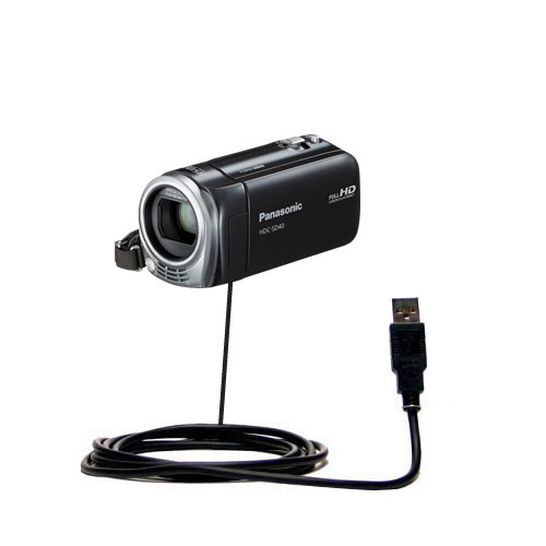 USB Cable compatible with the Panasonic HDC-SD40 Camcorder