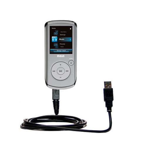 USB Cable compatible with the RCA M4108 Digital Music Player
