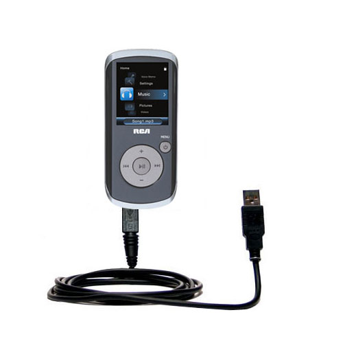 USB Cable compatible with the RCA M4208 OPAL Digital Media Player