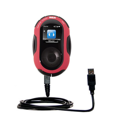 USB Cable compatible with the RCA SC2202 JET Digital Audio Player