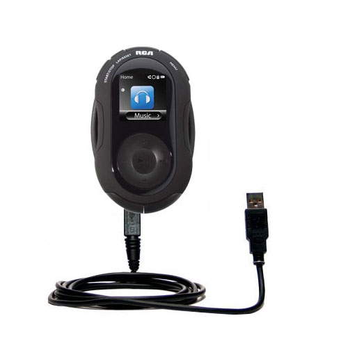 USB Cable compatible with the RCA SC2204 JET Digital Audio Player