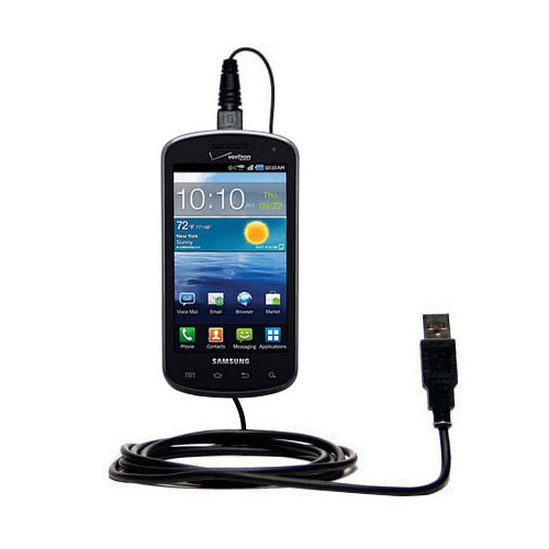 USB Cable compatible with the Samsung Stratosphere