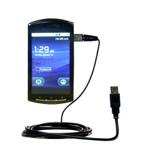 USB Cable compatible with the Sony Ericsson LT15i