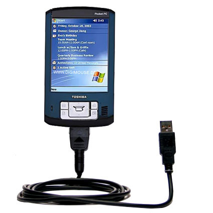 USB Cable compatible with the Toshiba e805