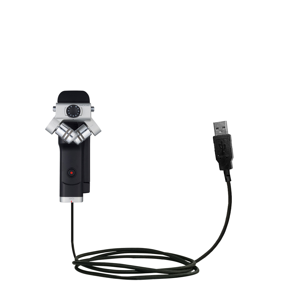 USB Cable compatible with the Zoom Q8 Handy Video Recorder