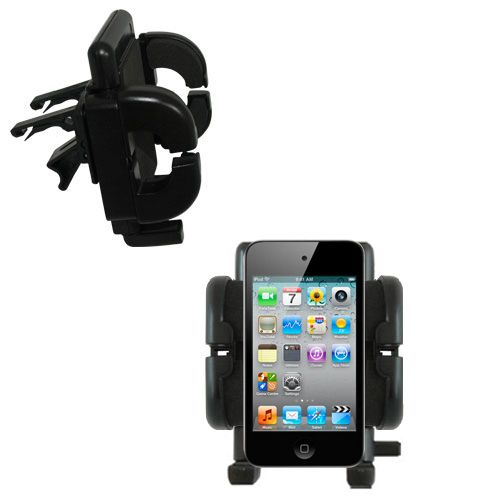 Vent Swivel Car Auto Holder Mount compatible with the Apple iPod touch (4th generation)