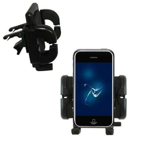 Vent Swivel Car Auto Holder Mount compatible with the Apple iPod touch