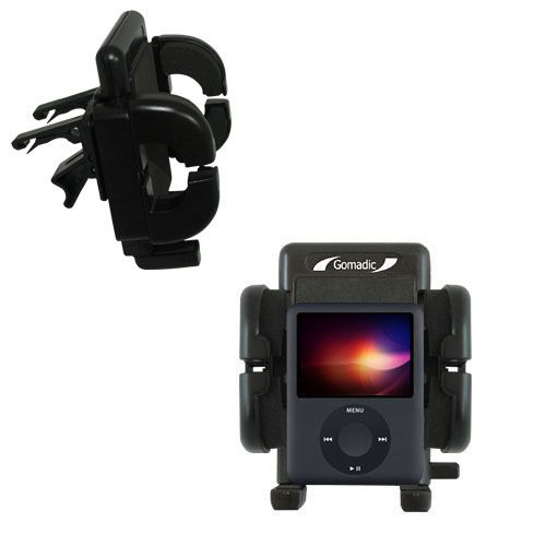 Vent Swivel Car Auto Holder Mount compatible with the Apple Nano Video Gen 3