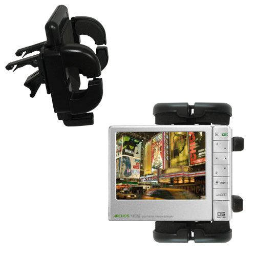 Vent Swivel Car Auto Holder Mount compatible with the Archos 405