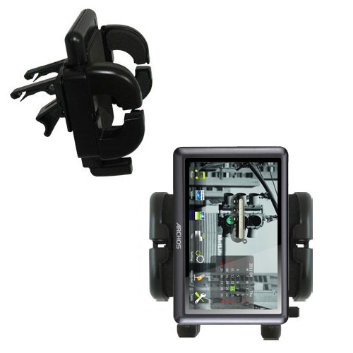 Vent Swivel Car Auto Holder Mount compatible with the Archos 50b Vision