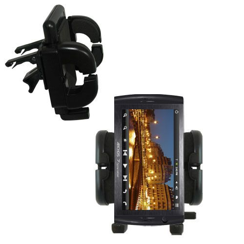 Vent Swivel Car Auto Holder Mount compatible with the Archos 7 Home Tablet with Android