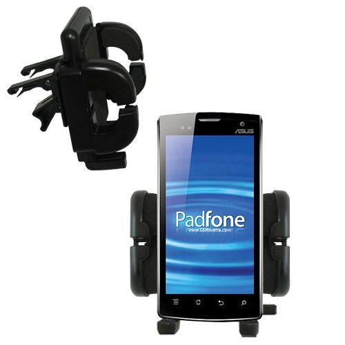 Vent Swivel Car Auto Holder Mount compatible with the Asus PadFone