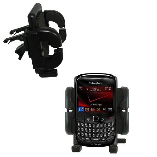 Vent Swivel Car Auto Holder Mount compatible with the Blackberry Bold 9650