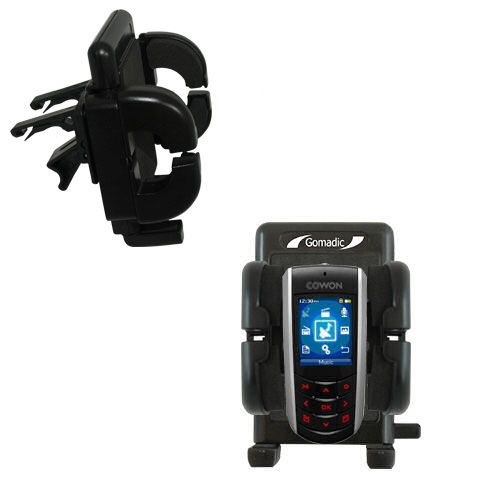 Vent Swivel Car Auto Holder Mount compatible with the Cowon iAudio F2