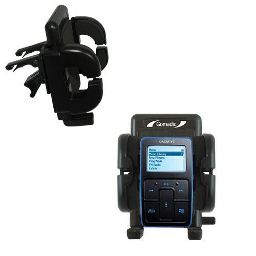 Vent Swivel Car Auto Holder Mount compatible with the Creative Zen Micro