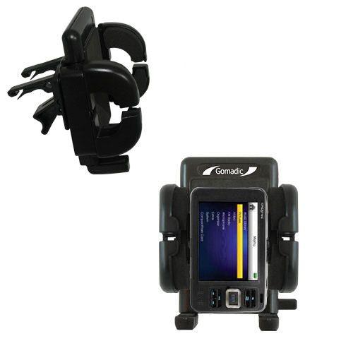 Vent Swivel Car Auto Holder Mount compatible with the Creative Zen V Plus