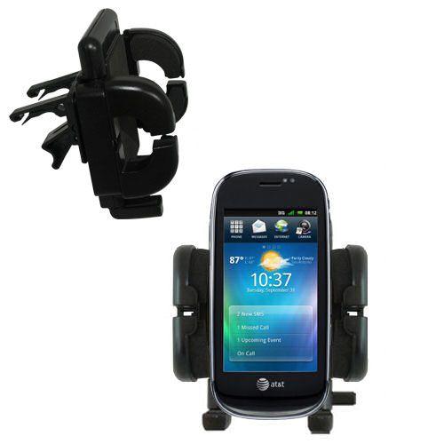 Vent Swivel Car Auto Holder Mount compatible with the Dell Aero