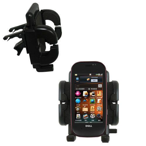 Vent Swivel Car Auto Holder Mount compatible with the Dell Mini 3 3i 3ix