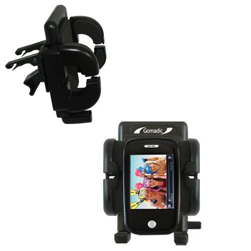 Vent Swivel Car Auto Holder Mount compatible with the Ematic E6 Series