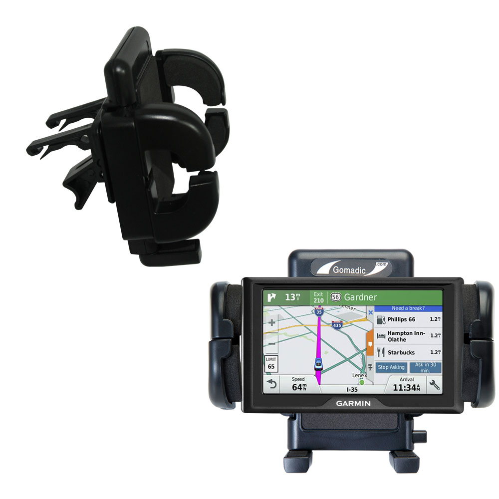 Vent Swivel Car Auto Holder Mount compatible with the Garmin Drive 50 / 50LMT