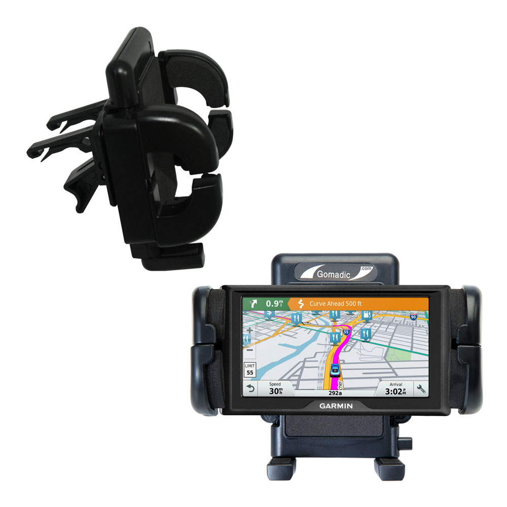 Vent Swivel Car Auto Holder Mount compatible with the Garmin Drive 60LMT / 60LM