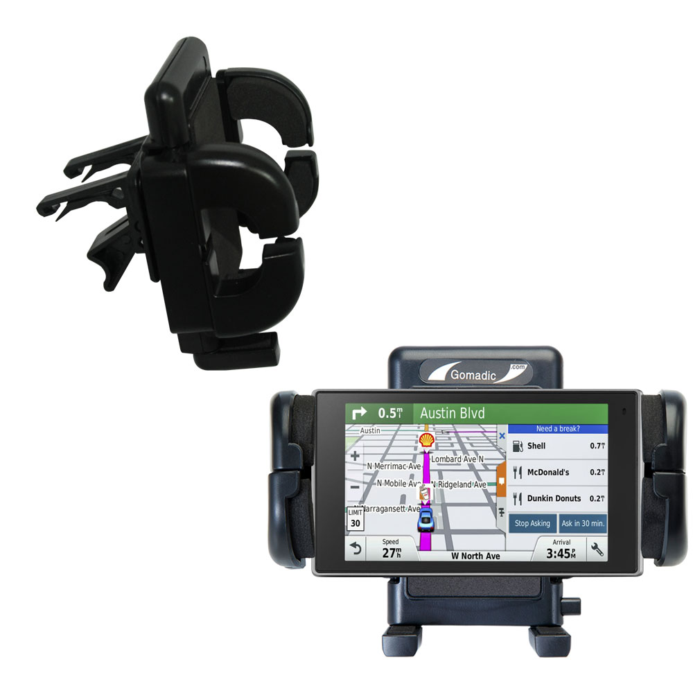Vent Swivel Car Auto Holder Mount compatible with the Garmin DriveSmart 50LMTHD