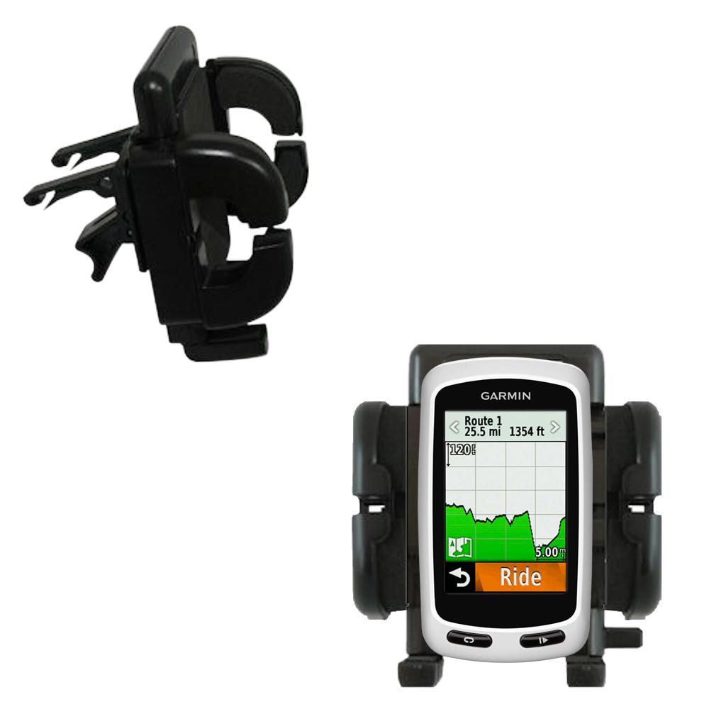 Vent Swivel Car Auto Holder Mount compatible with the Garmin Edge 1000