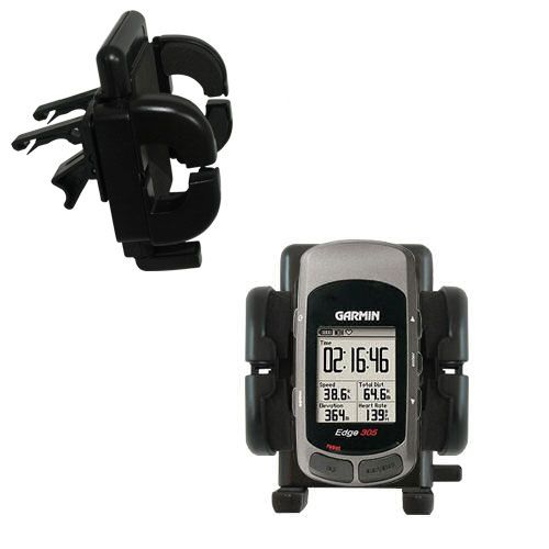 Vent Swivel Car Auto Holder Mount compatible with the Garmin Edge 205