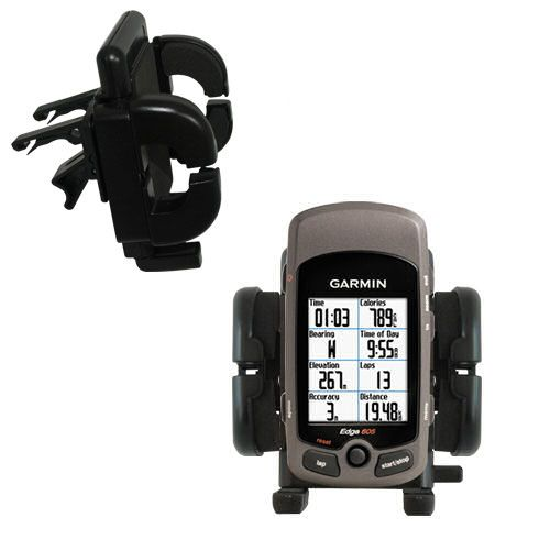 Vent Swivel Car Auto Holder Mount compatible with the Garmin Edge 605