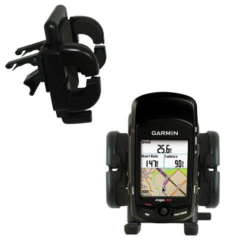 Vent Swivel Car Auto Holder Mount compatible with the Garmin Edge 705