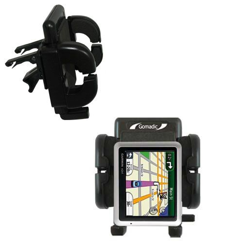 Vent Swivel Car Auto Holder Mount compatible with the Garmin nuvi 1100