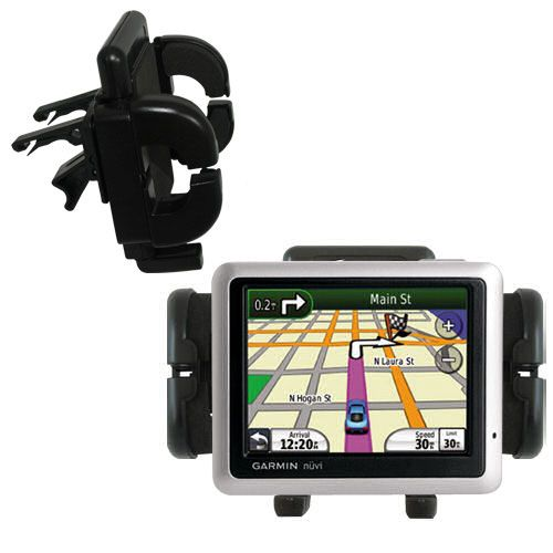 Vent Swivel Car Auto Holder Mount compatible with the Garmin Nuvi 1250
