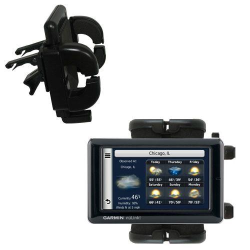 Vent Swivel Car Auto Holder Mount compatible with the Garmin Nuvi 1695