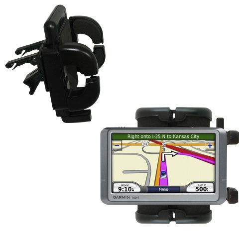 Vent Swivel Car Auto Holder Mount compatible with the Garmin Nuvi 205W