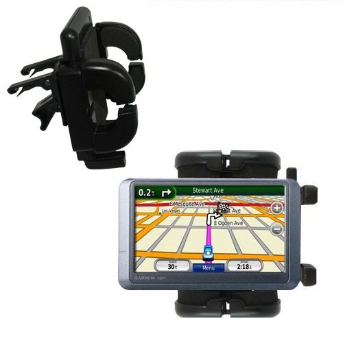 Vent Swivel Car Auto Holder Mount compatible with the Garmin nuvi 205WT