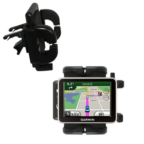 Vent Swivel Car Auto Holder Mount compatible with the Garmin Nuvi 2200 2240 2250