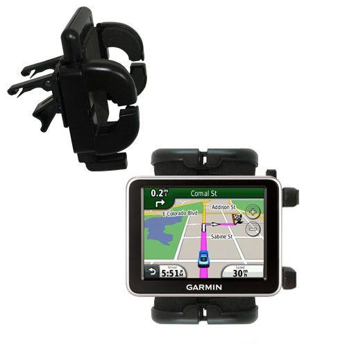 Vent Swivel Car Auto Holder Mount compatible with the Garmin Nuvi 2240