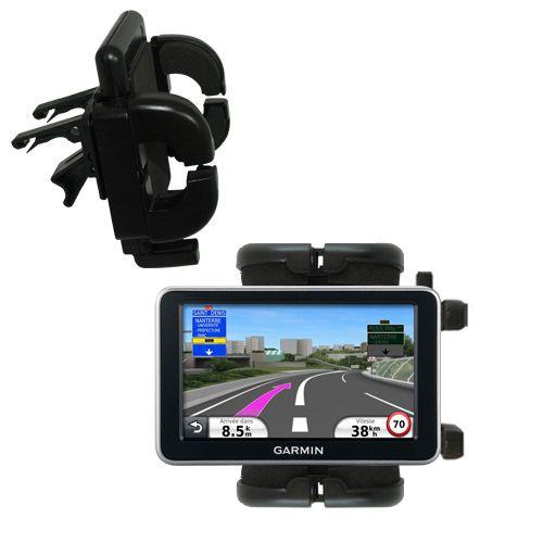 Vent Swivel Car Auto Holder Mount compatible with the Garmin Nuvi 2340 2350 2360 2360LMT 2370 2370LT