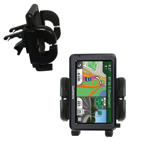 Vent Swivel Car Auto Holder Mount compatible with the Garmin Nuvi 2455 2475LT 2495LMT 2455LMT