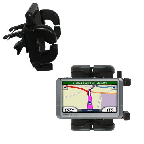 Vent Swivel Car Auto Holder Mount compatible with the Garmin Nuvi 250 250W 250WT