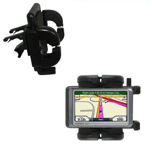 Vent Swivel Car Auto Holder Mount compatible with the Garmin nuvi 250W