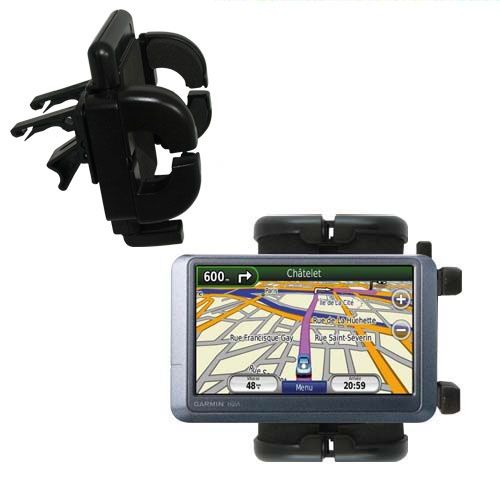 Vent Swivel Car Auto Holder Mount compatible with the Garmin nuvi 255WT