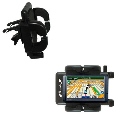 Vent Swivel Car Auto Holder Mount compatible with the Garmin Nuvi 265WT 265T