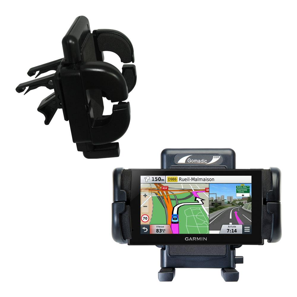 Vent Swivel Car Auto Holder Mount compatible with the Garmin nuvi 2669 / 2689 LMT